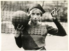 Arlette Bouchard, Cannes, May 1929 © Jacques Henri Lartigue