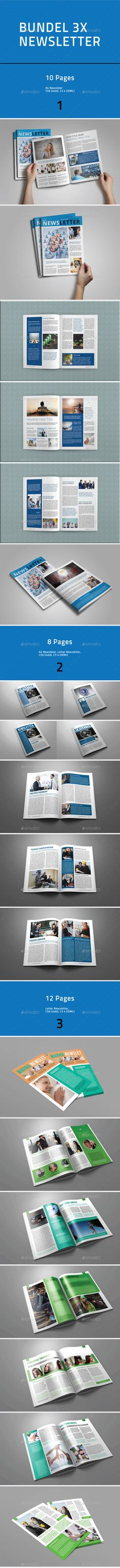 Business Newsletter  Newsletters Print Templates Download Here