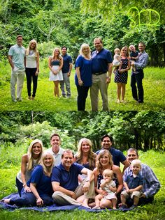 Family photograph, large family, extended family posing  Copyright SLD Photography www.shaunadevenport.blogspot.com www.facebook.com/sldphotog