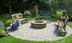 8. Build a fire pit ( Allan Mandell/Getty Images)