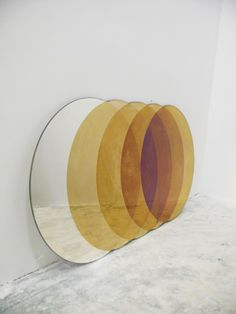Transcience mirror by David Derkson and Lex Pott