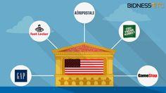Stocks To Watch Today: GameStop, Aeropostale, Fresh Market, Gap, Foot Locker