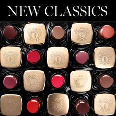 Rich pigments & full-coverage color that moisturizes and rejuvenates lips. Meet New Classics.