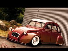 Cars 2 CV 2 CV custom