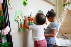 Oribels VertiPlay Wall Toys are thoughtfully crafted to keep your little one engaged all while they learn critical skills!