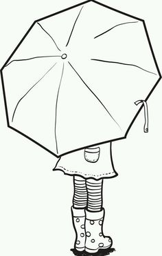 46 Ideas autumn art for kids coloring pagesBest 12 Girl Holding an Umbrella Spring Coloring Page – SkillOfKing.Arts And Crafts Wallpaper Key: art project- could do the patterns with markers, colored pencils or crayons!For over lappin Summer Coloring Pages, Coloring Book Pages, Printable Coloring Pages, Umbrella Coloring Page, Arte Elemental, Umbrella Art, Spring Art, Spring Drawing, Digi Stamps