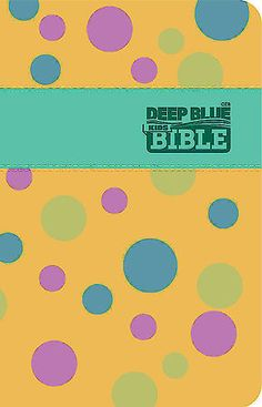 Deep Blue Kids Bible – Store