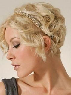 top 25 short wedding hairstyles short hairstyles 2017 2018 most popular short hairstyles Formal Hairstyles For Short Hair, Popular Short Hairstyles, Short Hair Cuts For Women, Pixie Hairstyles, Headband Hairstyles, Prom Hairstyles, Fantasy Hairstyles, Textured Hairstyles, Bridesmaid Hairstyles
