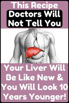 There are many important actions that are performed by the liver. Some of the are: discharge of the toxins, burning fat etc… Bad nutrition and habits affect the work of the organs in the body, including the liver. The liver's function can be impaired and it needs to recover. You should consume healthy food and eliminate all of the harmful ingredients.