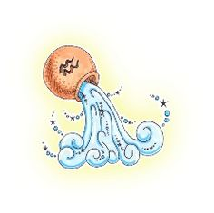 Aquarius Tattoos Designs Images Body-Art Pictures Photos Ink Skin-Art Flash a6