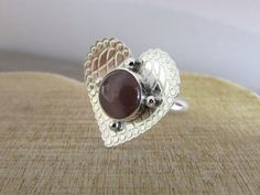Statement ring by Bay Design