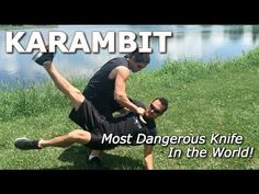 KARAMBIT - Most Dangerous Knife In The World!