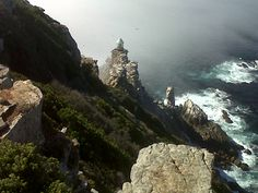The beauty of the Cape. Hiking at Cape Point. Van Niekerk, Cape Town, Places Ive Been, South Africa, Mount Rushmore, Birth, Hiking, Mountains, Water