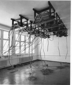 Throwback to 1992 - Rebecca Horn at Documenta Kassel / Germany Documenta Kassel, Ann Hamilton, Children Of Men, Pie Hole, Find Objects, Conceptual Art, No One Loves Me, Installation Art, Horns
