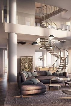 Explore This Selection Of Luxury Penthouses Around The World From Diverse Countries With Distinctive Styles To Inspire You About Latest Trends And