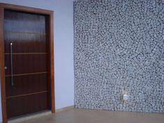 arandela parede pedra - Pesquisa Google