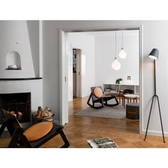 Scandinavian Furniture by Design House Stockholm Scandinavian Furniture, Scandinavian Design, Design House Stockholm, Design3000, White Pendant Light, Boutique Deco, Luminaire Design, Piece A Vivre, Large Rugs