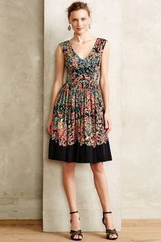 Plenty by Tracy Reese Petal Fete Dress #anthrofave #anthropologie