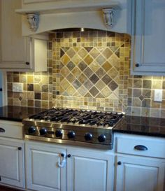 Backsplash Ideas For Uba Tuba Granite Countertops