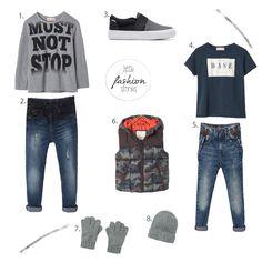 Zara boy autumn-winter '15
