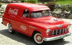 1955 Chevrolet Truck 3100 Panel Delivery