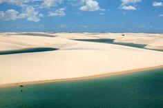 50 lieux exceptionnels que vous n'avez jamais vus  parc des lencois maranhenses