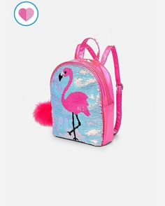 Justice is your one-stop-shop for on-trend styles in tween girls clothing & accessories. Shop our Basically Not Basic Flip Sequin Mini Backpack. Justice Backpacks, Justice Bags, Cute Backpacks, Girl Backpacks, Fashion Bags, Fashion Backpack, Mini Mochila, Mode Kawaii, Mini Backpack Purse