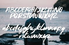 Youngblood Brush Typeface by zansari on @creativemarket