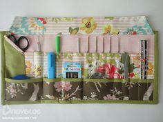 Органайзер для швейных принадлежностей  из ткани
