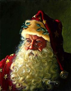 Father Christmas by Dean Morrissey