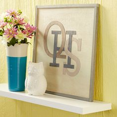 Turn wood veneer into personalized artwork you can stain to complement the decor of any room.