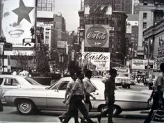 Times Square 1960s