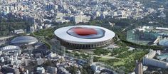 Gallery - Japan Sport Council Unveils Two Shortlisted Designs For New Tokyo National Stadium - 2