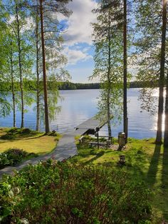 Lakeside Cottage, Lake Cottage, Lake Cabins, Waterfront Homes, Lake Life, Country Life, That Way, Summer Vibes, Parks
