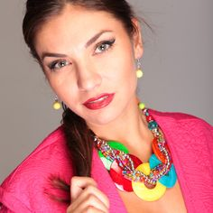 Colorful Set Jewelry