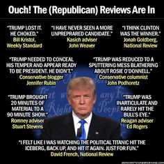 Pic Of The Moment: Ouch! The (Republican) Reviews Are In - Democratic Underground