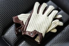 driving gloves and watches | Autodromo Launches Its Stringback Driving Gloves in Three New Colors
