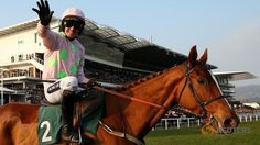 Welcome to Sport Theatre: Walsh celebrates 50th career Cheltenham win