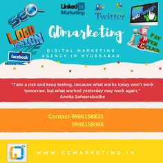#GDmarketing :  #GDmarketing #Graphic #design and #Digital Marketing agency In #Hyderabad #seo #sem #smm #smo #ppc #hyderabad #telugu #webdesign #logodesign #adwords #facebook #twitter #youtube #linkedin  #digitalmarketing #onlinemarketing #telangana #india #usa #uae #bangladesh #nepal #chennai #banglore Contact us-9966158833, 9966158866 Facebook Marketing, Online Marketing, Social Media Marketing, Digital Marketing, Web Design, Logo Design, Graphic Design, Seo Sem, India Usa