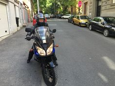 Anita Terpstra from Netherlands and her husband Bernardus visited Zagreb and Lobagola B&B on their trip through Croatia.  Lobagola mototours provided mapping service for their Balkan ride all the way to Turkey and back, namaste! #bike #motorcycle #tours #balkan #enduro #lobagolatours #lobagolamototours #lobagolabnb #adventure #ktm1190R #ktm690 #outdoor #offroad #croatia #ktm #ride #expedition #landroverdefender #supportedtour #guidedtour #guidedmototour #garmin #advrider