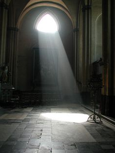 """The mere sense of the presence of God is an excellent prayer."" ~ St. Claude de la Colombiere, 17th century"