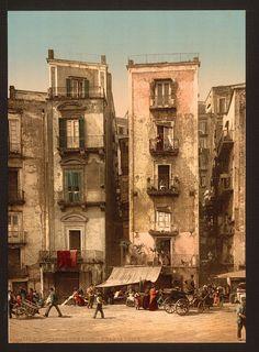 Naples en Couleur au début du XXème Siècle (12)
