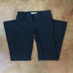 Aeropostale black slacks Gently worn. Good condition. Aeropostale Pants Trousers
