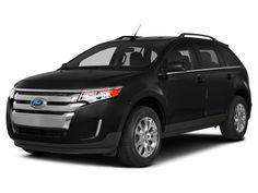 2014 Ford Edge Sport Black