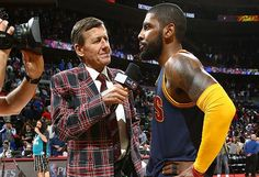 Craig Sager: Always on the bright side