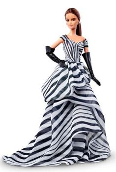 Chiffon Ball Gown Barbie® Doll | The Barbie Collection