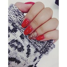 Loving my last years Christmas nails