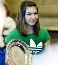 Simona Halep vorbeste despre cum a invins-o pe Serena Williams!