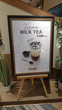 Menu Design, Book Design, Bubble Tea Shop, Food Posters, Thai Tea, Diy Canvas Art, Milk Tea, Menu Restaurant, Graphic Design Inspiration
