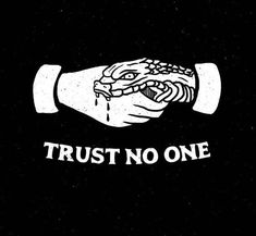 Trust No One, b/c every one is a snake 🐍 Acab Tattoo, Tattoo Drawings, Art Drawings, Karten Tattoos, Bauch Tattoos, Schrift Tattoos, Skeleton Art, Skeleton Makeup, Human Skeleton